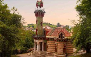 capricho gaudi comillas spain and portugal tourcantabria northern spain