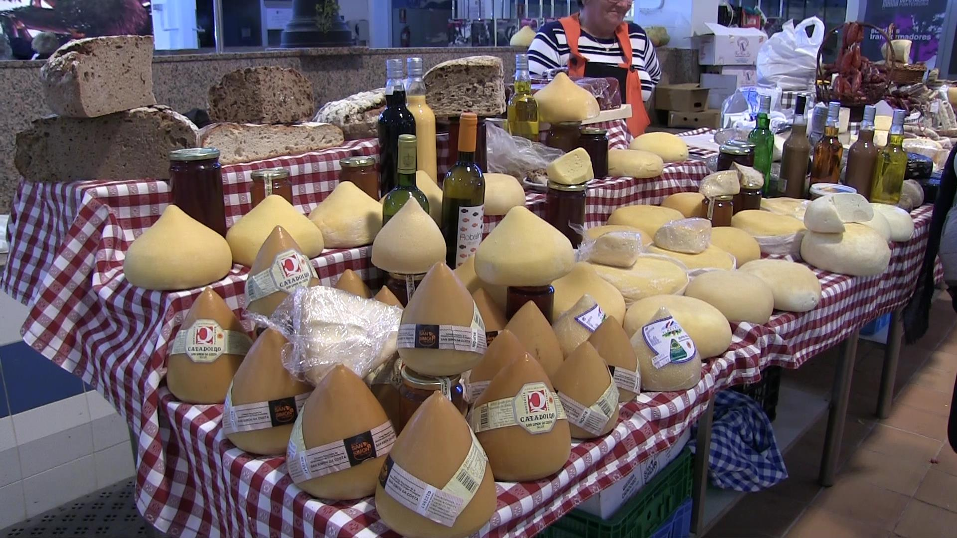 farmers market guided tour galicia