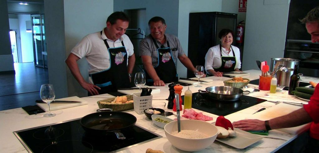 cooking class northern spain