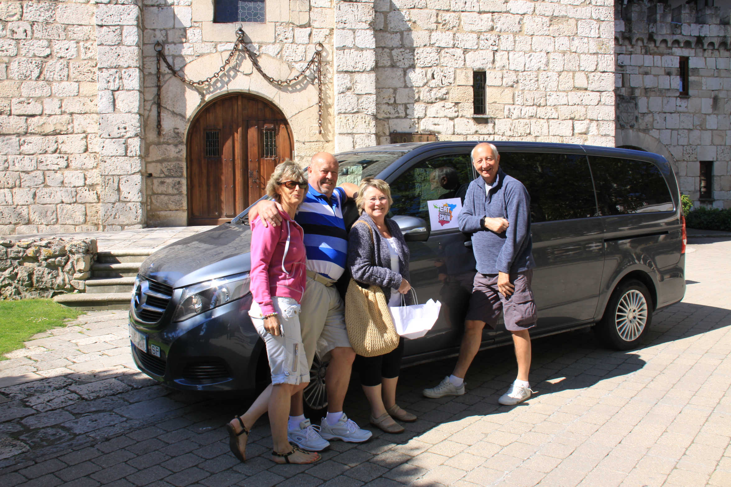 spain private chauffeured tours