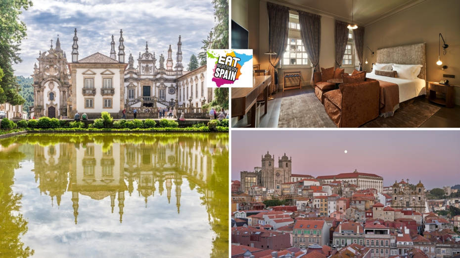 FROM DOURO VALLEY TOURS TO PORTO PORTUGAL