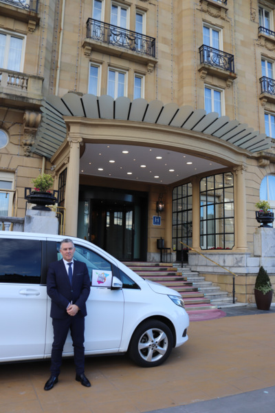 luxury hotels in Spain private chauffeur
