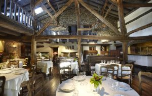 traditional basque steakhouse